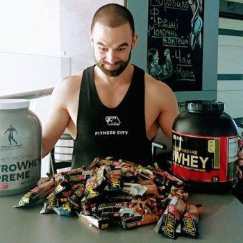Харчування при тренуваннях для росту м'язів