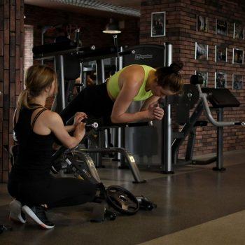 Переваги персональних тренувань